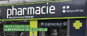 Pharmacie Grand lebrun